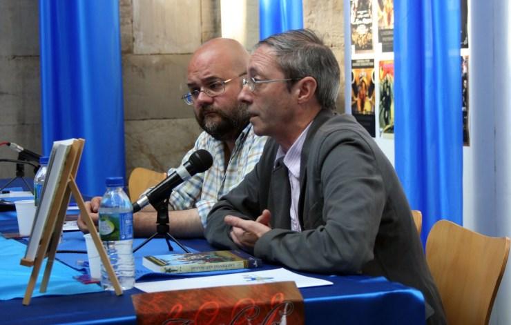 ARRIBADA 2009. Día 26 de setiembre. Presentación en Xixón del llibru de David M. Rivas 'Las fiestas asturianas nuevas formas y viejos ritos'